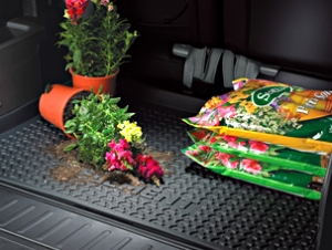 2011 Honda Element Cargo Tray
