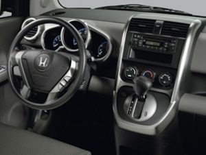 2011 Honda Element Grey Metal Trim