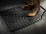 Floor Mat, All Season *nh167l* (graphite Black)