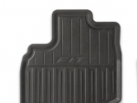 Floor Mats, All-season Black