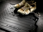 Floor Mat, All Season *nh167l* (Black)