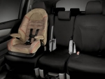 2011 Honda Odyssey 2nd-Row Seat Covers