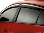2011 Honda Insight Door Visors