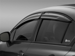 2012 Honda Civic Sedan 4 Door - Door Visor