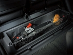 2011 Honda Ridgeline Rear Under-Seat Storage System