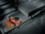 2011 Honda Ridgeline Rear Under-Seat Cargo Tray