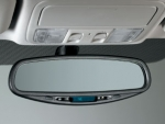 2011 Honda CR-V Auto Day/Night Mirror with Compass