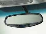 2011 Honda Ridgeline Auto Day/Night Mirror With Compass