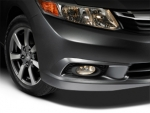 Honda Civic 2012 Sedan - 4 Door - Fog Lights
