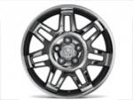 Wheel, Alloy (18) (sbc)