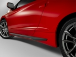2011 Honda CR-Z Body Side Moldings
