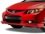 Honda Civic 2012 Coupe - Front Under Spoiler