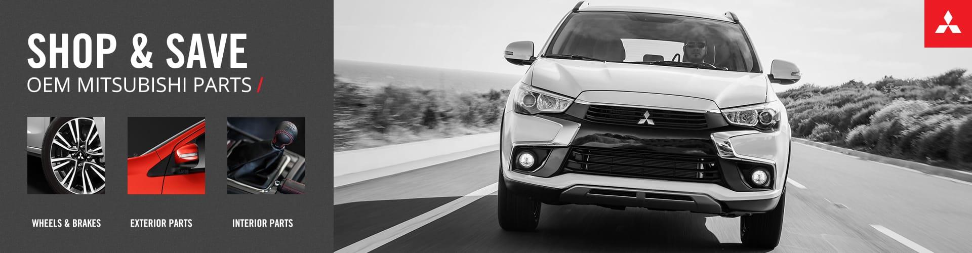 Genuine OEM Mitsubishi Parts and Accessories | MitsuOnSale