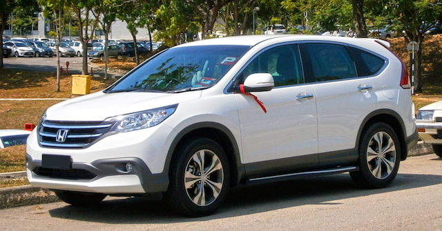 4th Gen CRV