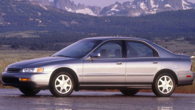 Accords facts 94 Accord