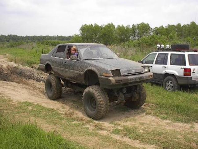 Accord offroad 4