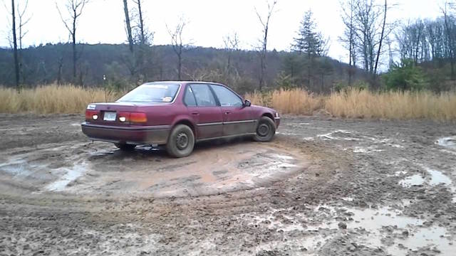 Accord offroad 6