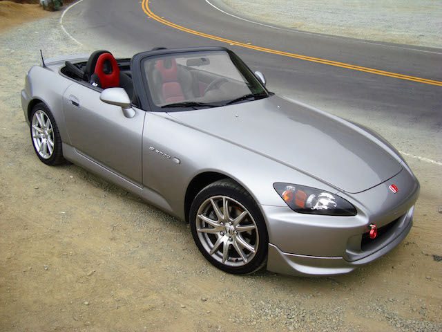 S2000 convertible