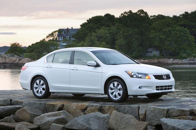 Honda Accord Gas Mileage
