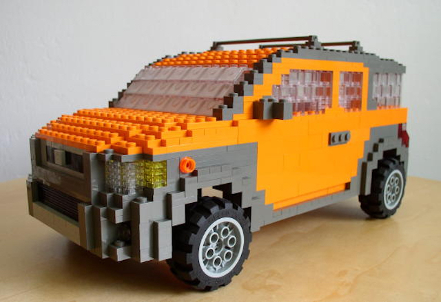 Lego Honda Element