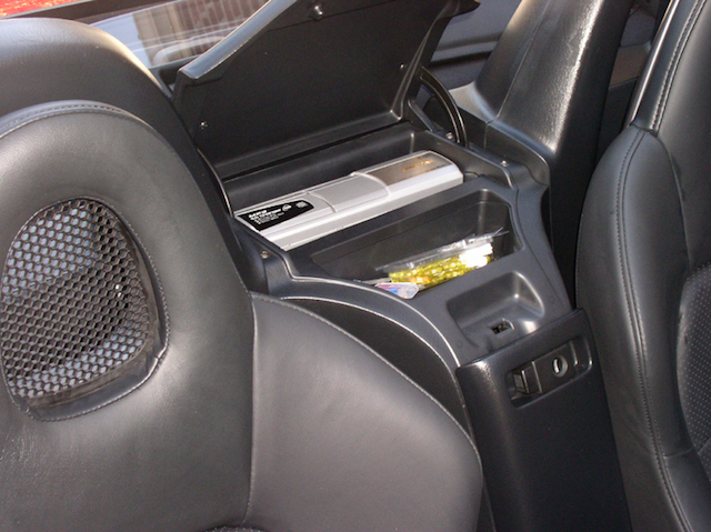 S2000 secret compartment