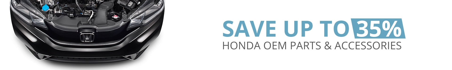 Honda Genuine Parts Savings
