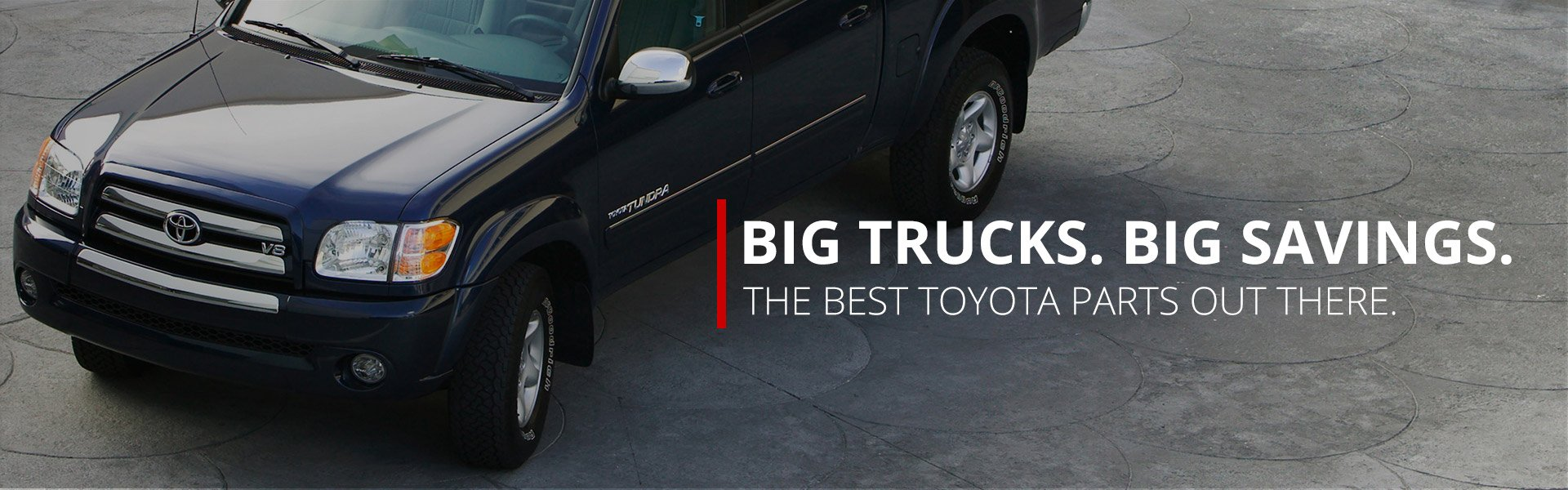 Save big on Toyota parts