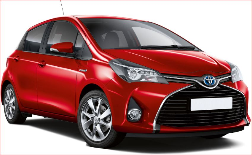 yaris aftermarket accessories