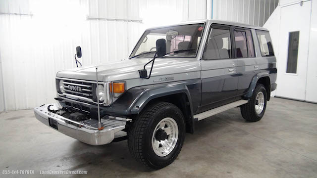 Importing a LandCruiser from Overseas | Toyota Parts Center Blog
