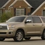 The New Standard Features of the 2010 Toyota Sequoia