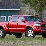 2011 Toyota Tacoma Receives New Packages