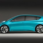 Toyota Prius C concept: C for City