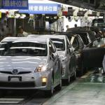 Toyota Watching Inventory Closely