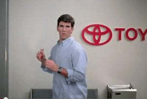 Toyota Commercial