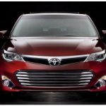 Your Guide to the 2013 Toyota Avalon