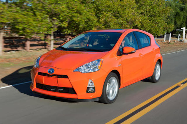 2013 prius c repair manual
