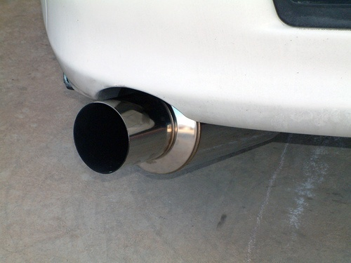 How an exhaust system works