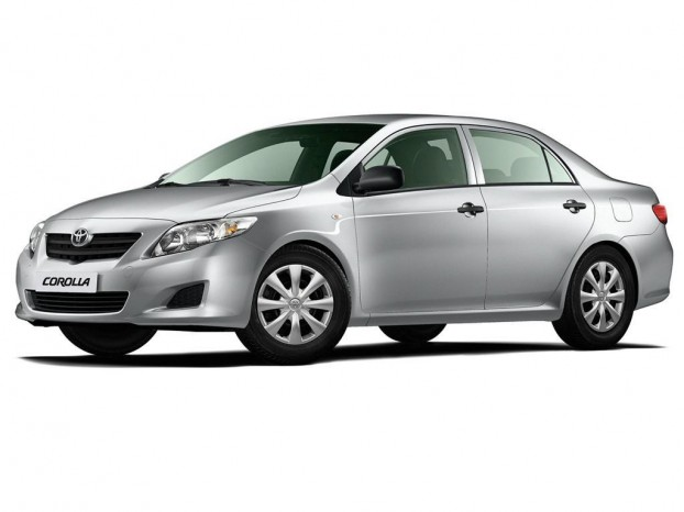 Toyota Corolla Still Best-Selling Vehicle
