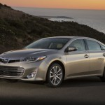 Toyota Avalon, Prius v – 2013 Kelley Blue Book Best Family Cars