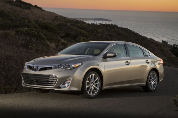 Toyota Avalon, Prius v - 2013 Kelley Blue Book Best Family Cars