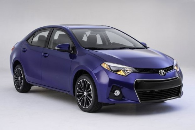 2014 Toyota Corolla Unveiled - Improved Styling and Better Features - Exterior