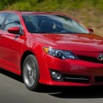 2013 J.D. Power Initial Quality Winner – Toyota Camry
