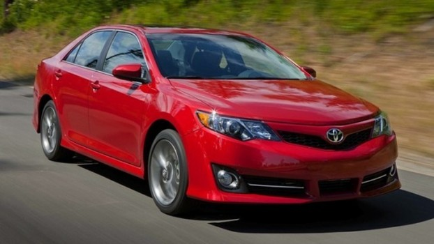 2013 J.D. Power Initial Quality Winner - Toyota Camry