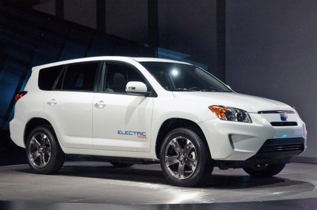 Tesla Impact on Toyota RAV 4 EV Development Detailed