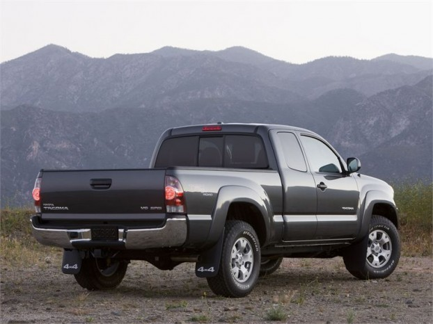 Toyota Parts | Toyota Tacoma Tire Sizes - Guide