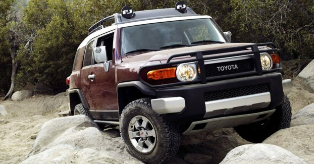 2016 Toyota FJ Cruiser - The End is Near?