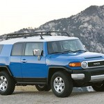 Toyota FJ Cruiser Maintenance – Replace Spark Plugs