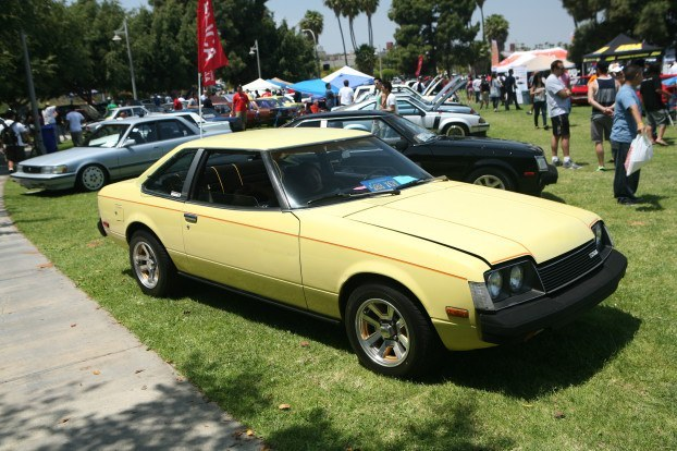 2nd generation Celica