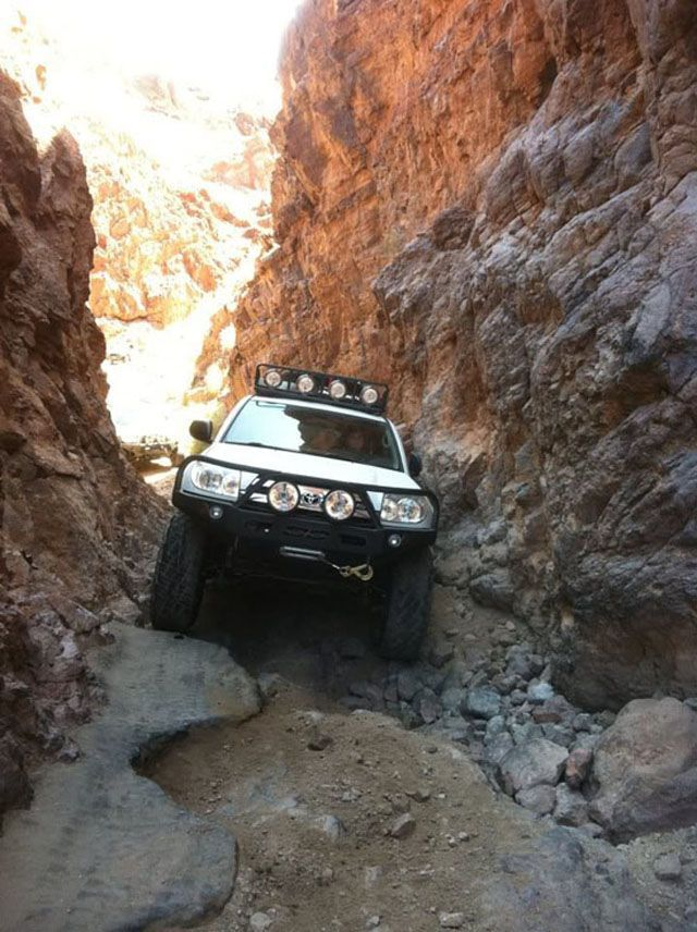 DeMello Toyota 4Runner  - Off-Road in Style