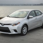Toyota to Export 2014 Corollas to Latin America